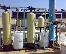 dm water treatment plant manufacturers